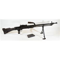 CZ ZB30 Machine Gun Dewatted