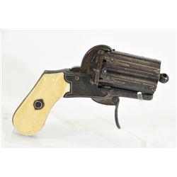 Meyers Pinfire Pepperbox Derringer