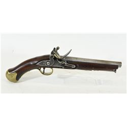 Sea Service Flintlock Pistol