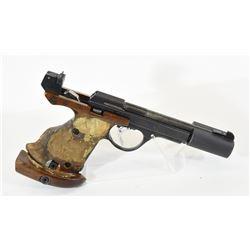 Unique DES69 Handgun