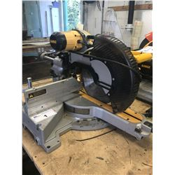 "DEWALT 10"" COMPOUND MITRE SAW"