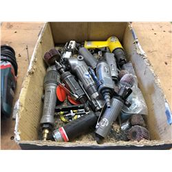 LOT OF AIR TOOLS