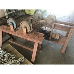 PIPE ROLLER