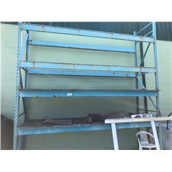 14FT TALL WAREHOUSE RACK