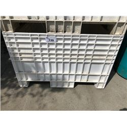 PVC PALLET BIN