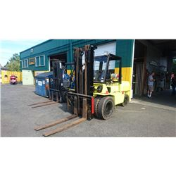 HYSTER H110X6 FORKLIFT