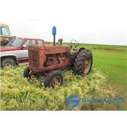 IH W6 Tractor