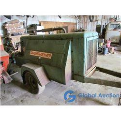 Gardner Denver Trailer Mounted Compressor