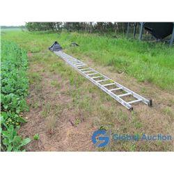 28' Aluminum Ext. Ladder