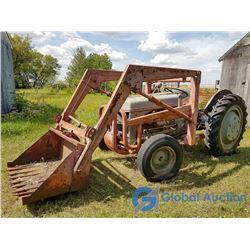 Ford 8N Tractor w/FEL - Not Running