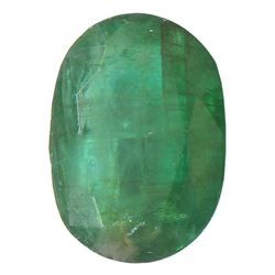 3.59 ctw Oval Emerald Parcel
