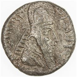 SASANIAN KINGDOM: Ardashir I, 224-241, BI tetradrachm, NM, ND. VF