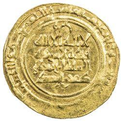KAKWAYHID: Faramurz, 1041-1051, AV dinar (3.01g), Isbahan, AH435. AU