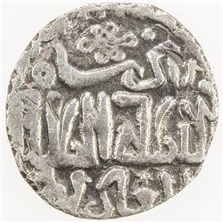 GOLDEN HORDE: Toqtu, 1291-1312, AR dirham (1.47g), Majar, AH710. VF