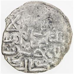 GOLDEN HORDE: Toqtu, 1291-1312, AR dirham (1.45g), Ukek, ND. F