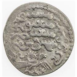 ILKHAN: Arghun, 1284-1291, AR dirham (2.51g), Tabriz, AH688. EF