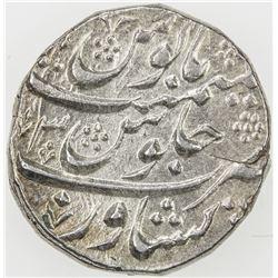 DURRANI: Taimur Shah, 1772-1793, AR rupee, Peshawar, AH1188 year 3. AU