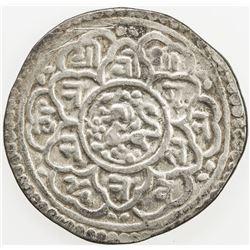 NEPAL: PATAN: Riddhi Narasimha Malla, 1715-1717, AR mohar, NS835. F