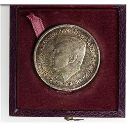 SHARJAH: Saqr Bin Sultan al-Qasimi, 1951-1965, AR 5 rupees. PF