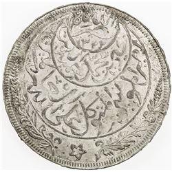 YEMEN: Imam Yahya, 1904-1948, AR imadi riyal, AH1344