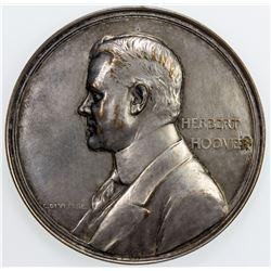 BELGIUM: AE medal (56.23g), 1916. EF