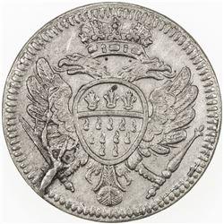 COLOGNE (CITY): uniface 4 heller (8.92g), ND [1768]. AU