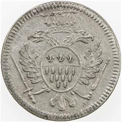 COLOGNE (CITY): uniface 4 heller (8.74g), ND [1788]. AU