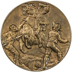 GERMANY: AE medal, 1905