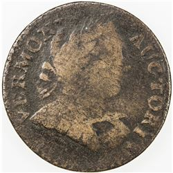 UNITED STATES COLONIAL: VERMONT: AE cent, 1788. G