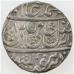 AWADH: AR rupee, Najibabad, AH(119)8 year 26. AU