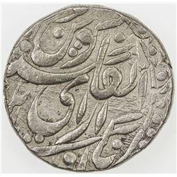 BIKANIR: Dungar Singh, 1872-1887, VS1916 (frozen). EF-AU