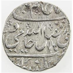 GWALIOR: AR rupee, Ujjain, AH1175 year one (ahad). EF