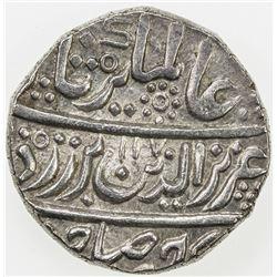 JODHPUR: AR rupee, Dar al-Mansur Jodhpur, AH1170 year 4. EF