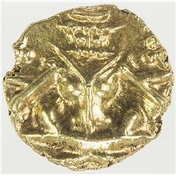 MYSORE: Kanthirava Narasa, 1638-1662, AV fanam. NGC MS64