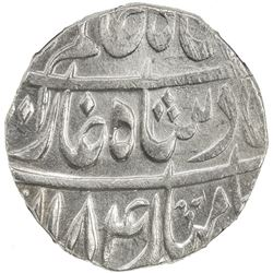 ROHILKHAND: AR rupee, Mustafabad, AH1184 year 12. NGC MS62