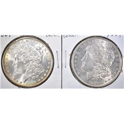 2-1889 UNC MORGAN DOLLARS