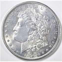 1890-CC MORGAN DOLLAR CH BU