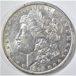 1894-O MORGAN DOLLAR CH AU