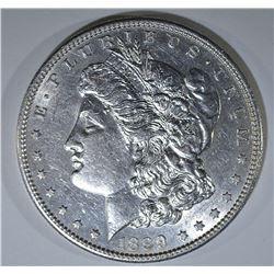 1899-S MORGAN DOLLAR  BU