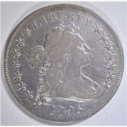 1796 BUST DOLLAR VF