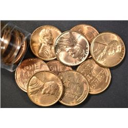 20-BU 1938 LINCOLN CENTS