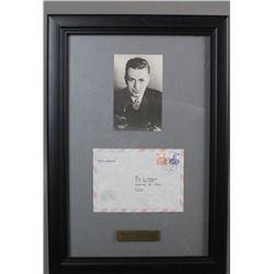 WWII Nazi Waldemar Mehl Envelope