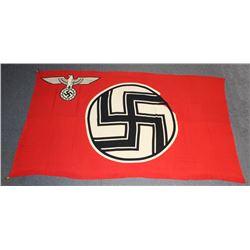 Nazi Reich State Service Flag