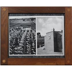 Nazi Nuremberg Party Rally Photos & Concrete Step