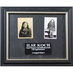 WWII Nazi Ilse Koch Photographs
