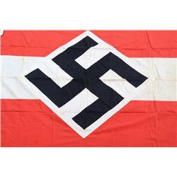 WWII Nazi Hitler Youth Regimental Banner