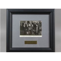 WWII Nazi Gerda Christian Signed Photograph