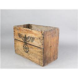 WWII Nazi Military Crate