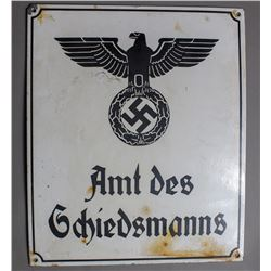 WWII Nazi Sign