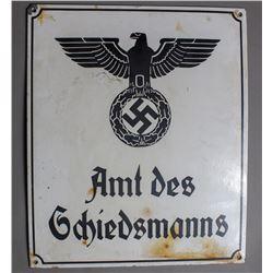 WWII Nazi Sign